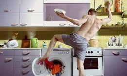 10 предположений, что мужчина должен делать по дому