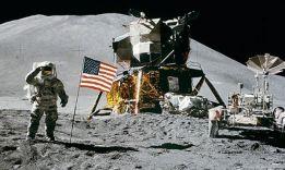 4 причины, почему больше не летают на Луну