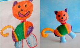 Бизнес идея: Создание плюшевых игрушек по рисункам детей!