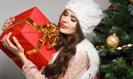 ТОП-8 идей, что подарить любимой девушке на Новый год
