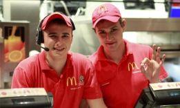 Как устроиться на работу в Макдональдс?