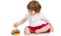 Лучшие развивающие игры для годовалого ребенка