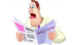 Как избежать влияния плохих новостей?