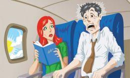 Как перестать бояться летать: 7 советов