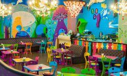 Бизнес идея: открытие детского кафе!
