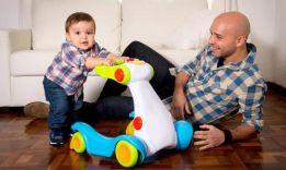 Развитие ребенка 12 месяцев: что важно знать?