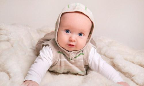 картинка ребенку 4 месяца