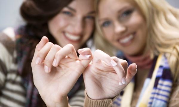 Как красиво попросить прощения у подруги