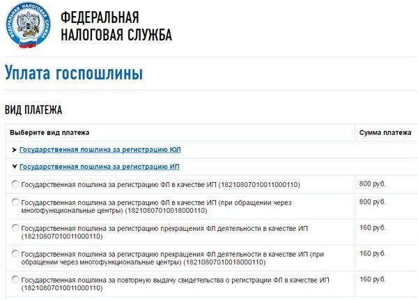 способы подачи документов для регистрации ип