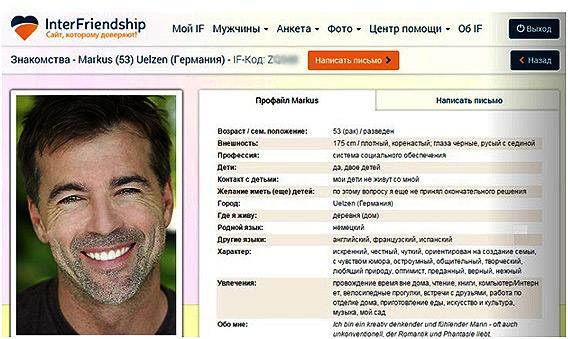 Interfriendship-informacija-o-cheloveke