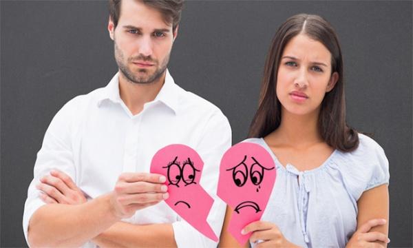 5 стадий принятия расставания