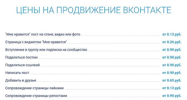 ceni-na-prodvyzhenye-v-kontakte