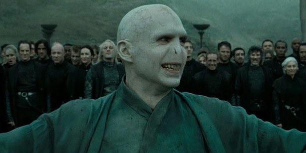 Происхождение Волдеморта