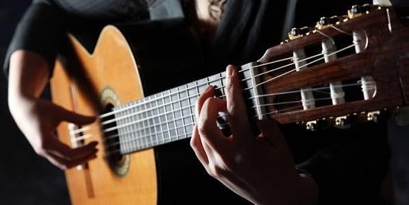 igra na gitare