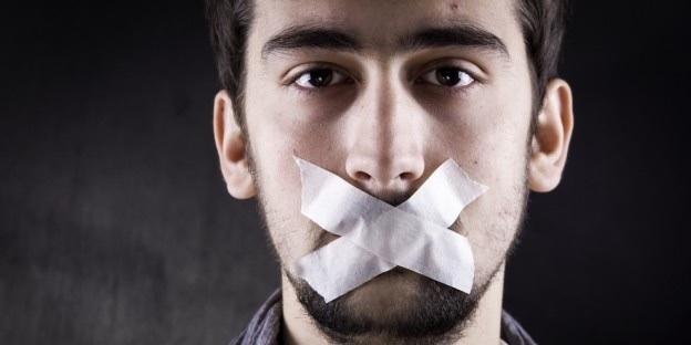 молчаливый человек