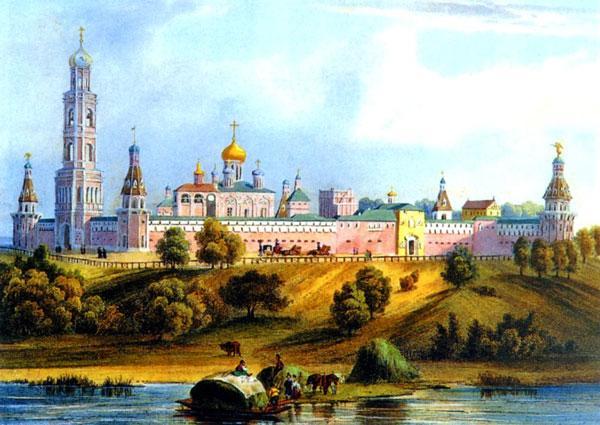drevnij-moskovskij-monastyr