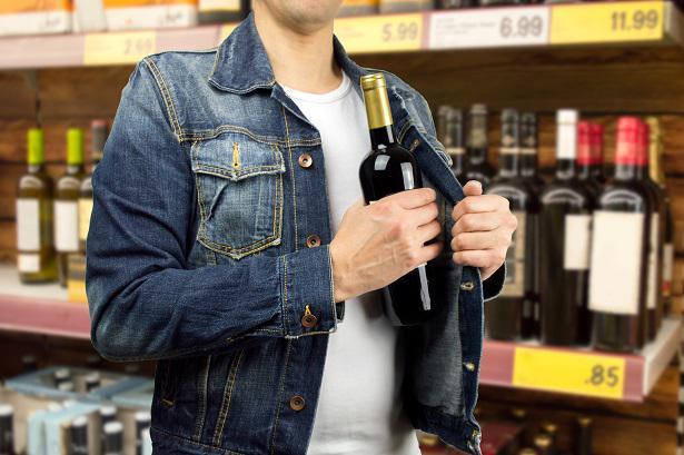 ukrast vino